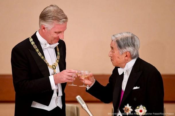 Belgique-Japon: 150 ans de bonnes rel...