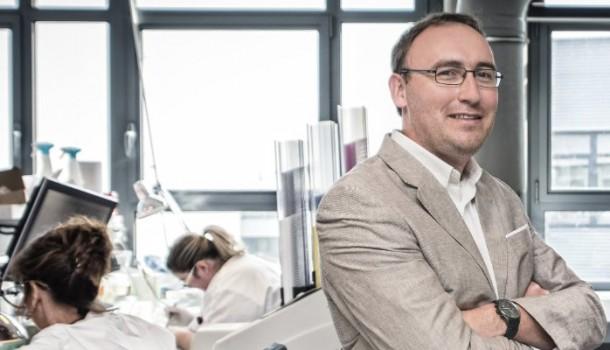 Jean-Pol Detiffe, CEO ONCODNA