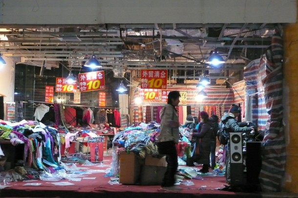 Shanghai Market vrac