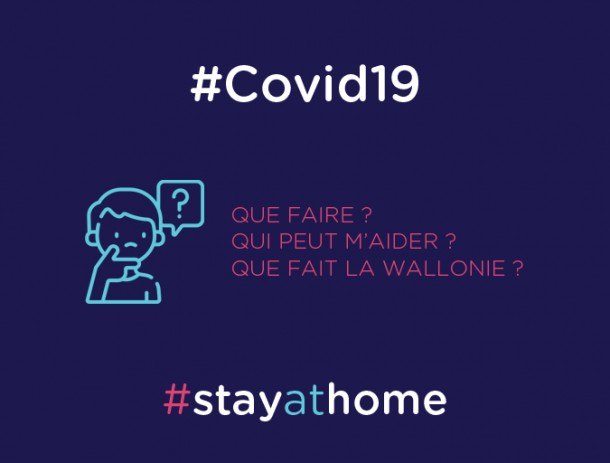 #Covid19 entreprises wallonnes