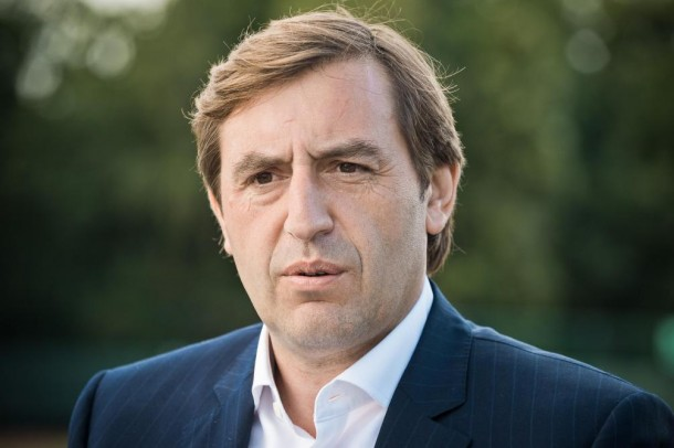 Bernard Delvaux - CEO Sonaca